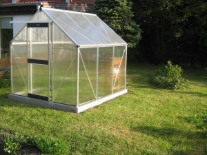 Das Juliana Solargrow ist endlich fertig